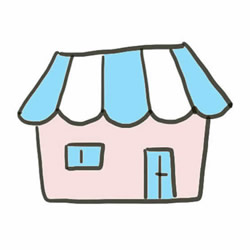 Pictures of 9 Little Houses to Draw for Kids