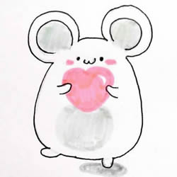Pictures of a Little Mouse to Draw for Kids