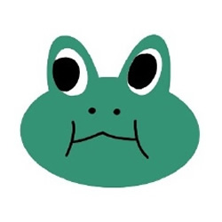 How to Draw a Frog Face Step by Step