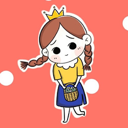 How to Draw a Lovely Princess Step by Step