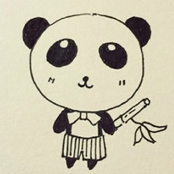 How to Draw a Cute Baby Panda Step by Step