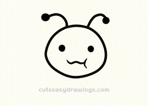 How to Draw a Cute Cartoon Bee Step by Step