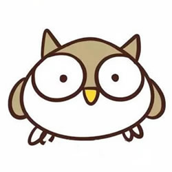 How to Draw a Cute Owl Step by Step for Kids