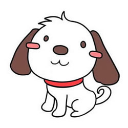 How to Draw a Cute and Beautiful Puppy Step by Step for Kids