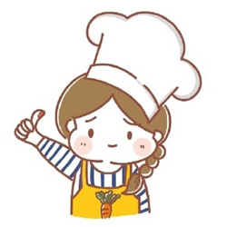 How to Draw a Girl Who is a Chef Step by Step for Kids