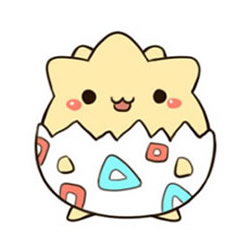 How to Draw a Togepi in Pokémon Step by Step for Kids
