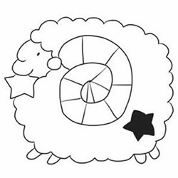 How to Draw a Funny Cartoon Sheep Step by Step for Beginners
