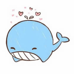 How to Draw a Cute Whale Baby Step by Step for Kids