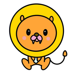 How to Draw a Cute Cartoon Lion Step by Step for Kids