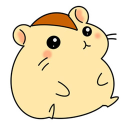 How to Draw a Cute Hamster Easy Step by Step for Kids