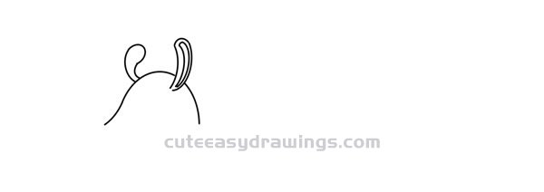 How to Draw a Cute Rhino Easy Step by Step for Kids
