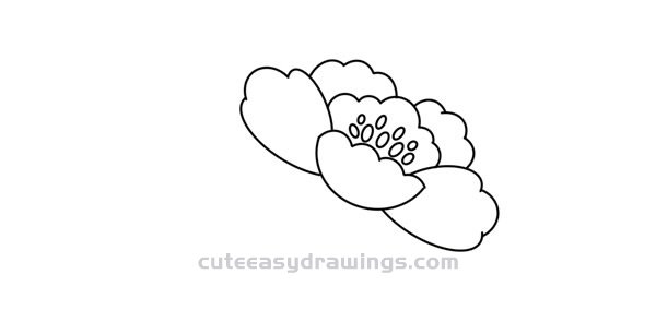 How to Draw a Hibiscus Flower Easy Step by Step for Kids