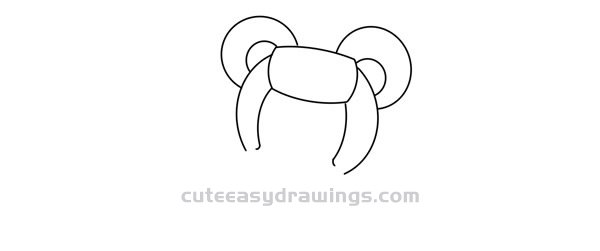 How to Draw Mouse Beita Easy Step by Step for Kids