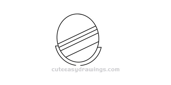 How to Draw an Oval Mirror Easy Step by Step for Kids