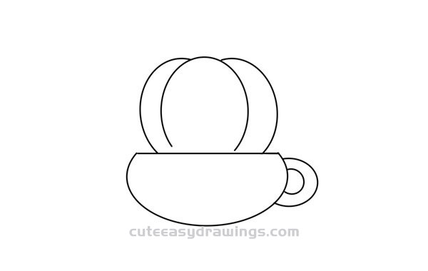 How to Draw a Cactus Pot Easy Step by Step for Kids