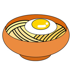 How to Draw a Bowl of Ramen Easy Step by Step for Kids