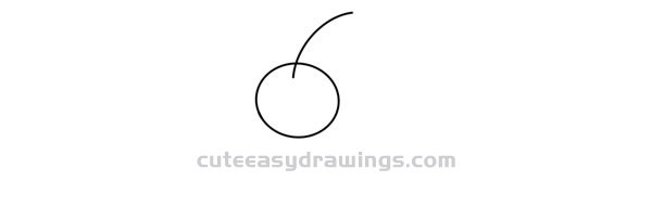 Cupcake Drawing Easy Step by Step for Kids