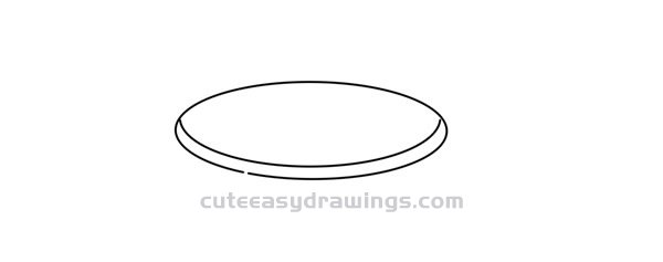 Birthday Cake Drawing Easy for Kids