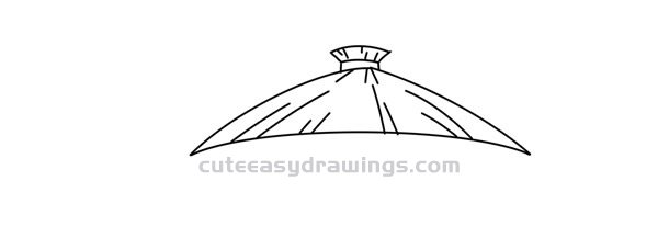 How to Draw an Ancient Chinese Granary Easy Step by Step for Kids