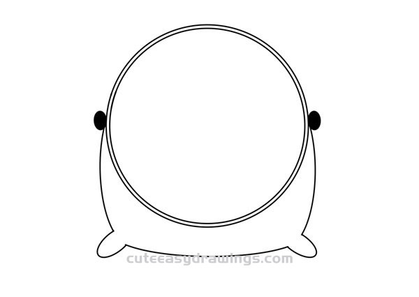 Cute Mirror Drawing Tutorial Easy for Kids