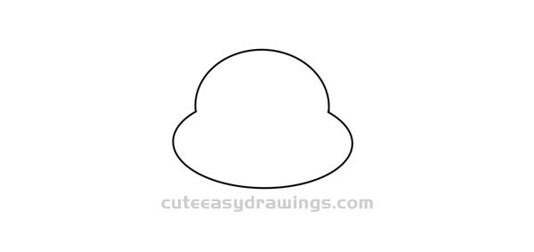 Cute Squirrel Drawing Step by Step for Kids