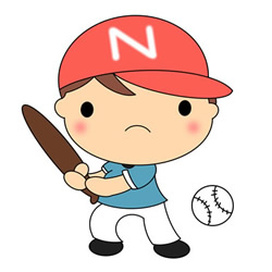 How to Draw a Boy Playing Baseball Cartoon Easy for Kids