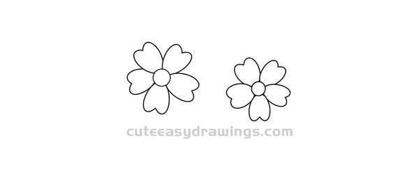 How to Draw Cowslip Flowers Easy Step by Step for Kids