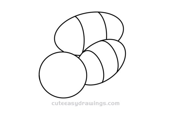 How to Draw Yarn Balls Easy Step by Step for Kids