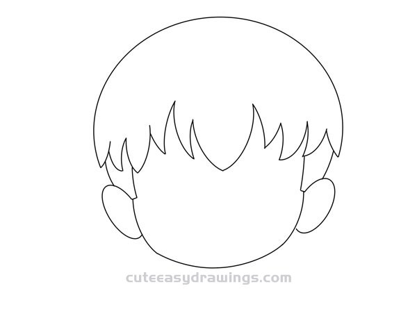 How to Draw a Little Boy