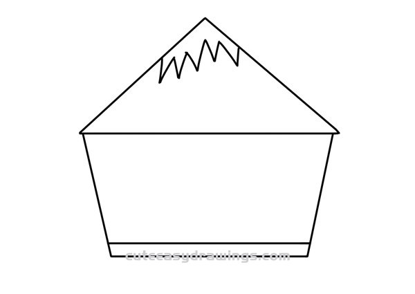 Ancient Chinese Granary Drawing Tutorial for Kids