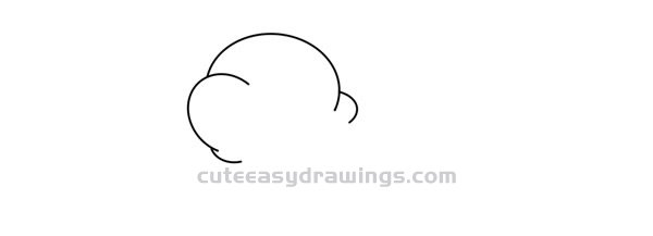How to Draw a Cute Seal Easy