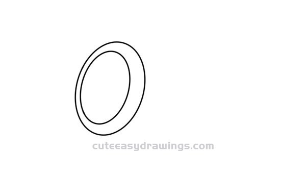 How to Draw a Round Watch Easy Step by Step for Kids
