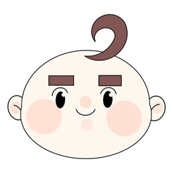 How to Draw a Funny Avatar of a Boy Baby Easy