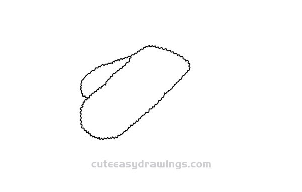 How to Draw Cute Warm Gloves Easy Step by Step for Kids
