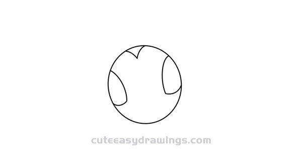 How to Draw a Curious Chick Step by Step for Kids