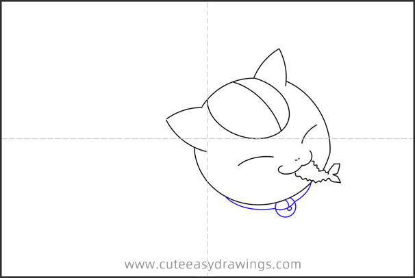 How to Draw the Cat from Natsume