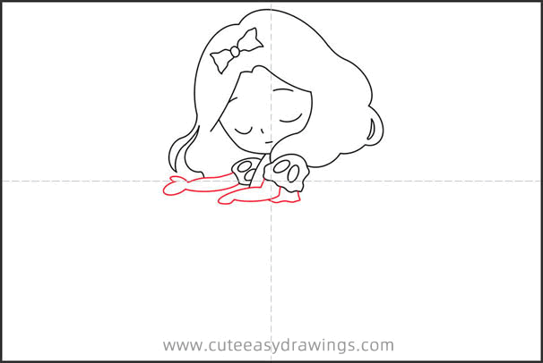 How to Draw Snow White and the Poison Apple