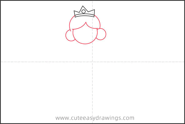 How to Draw a Queen Step by Step for Kids