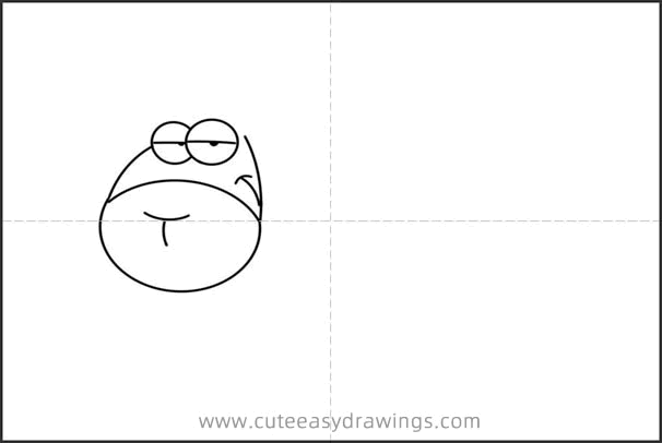 How to Draw a Funny Cartoon Goat Step by Step for Kids