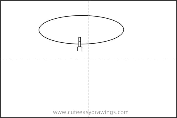 How to Draw a Flying Helicopter Step by Step for Kids