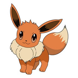 How to Draw Eevee from Pokémon