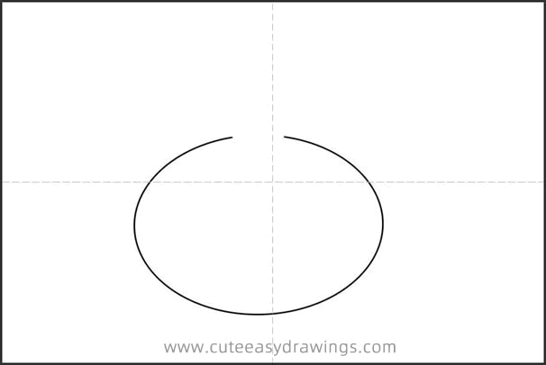 How to Draw an Onion Tutorial Easy for Kids