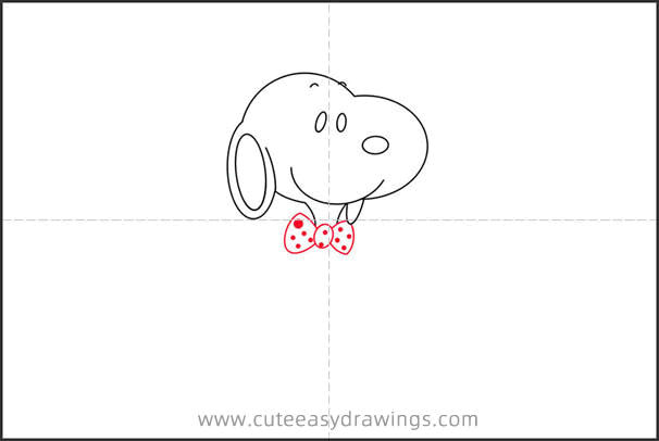 How to Draw Snoopy Step by Step for Kids