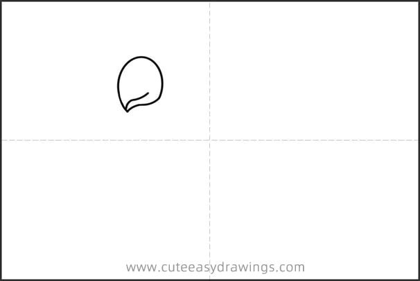 How to Draw a Cute Parrot Easy Step by Step for Kids