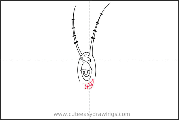 How to Draw Plankton Step by Step for Kids