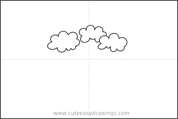 How to Draw a Eucalyptus Tree Easy Step by Step for Kids