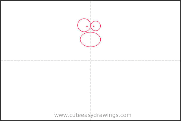 How to Draw a Cartoon Detective Step by Step