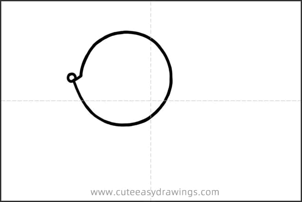 How to Draw a Cute Little Squirrel Step by Step for Kids