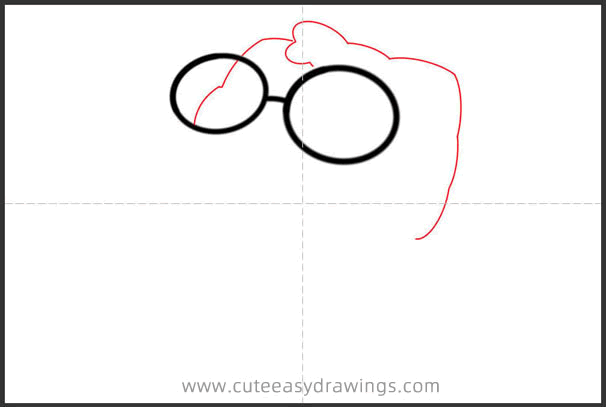 How to Draw a Cartoon Squirrel Step by Step