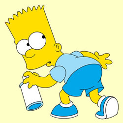 How to Draw Bart Simpson Step by Step